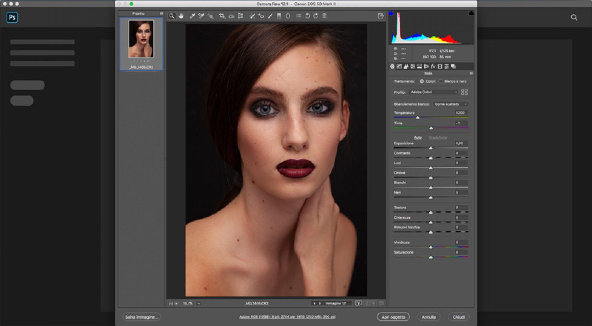 Adobe Photoshop Camera Raw