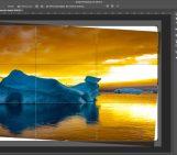 Come raddrizzare ritagliare foto con Photoshop